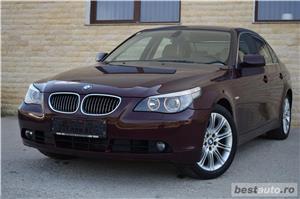 Vand BMW 530xd E60 231cp 4x4 xDrive Ventilatie HeadUpDisplay Navi Mare  - imagine 1