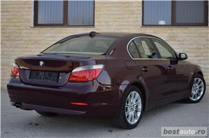 Vand BMW 530xd E60 231cp 4x4 xDrive Ventilatie HeadUpDisplay Navi Mare  - imagine 6