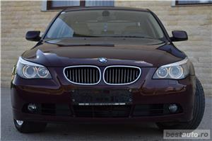 Vand BMW 530xd E60 231cp 4x4 xDrive Ventilatie HeadUpDisplay Navi Mare  - imagine 2