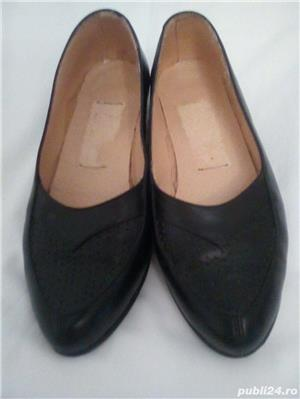 Pantofi piele - imagine 1