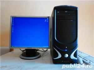Calculator Pentium 4 Asus + monitor LCD Samsung 19 inchi - imagine 1