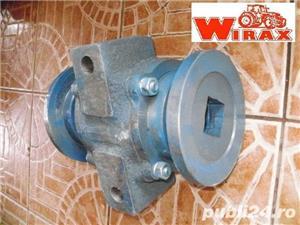 Lagar disc cu rulment 32015 la ax de 40 x 40 mm - imagine 2