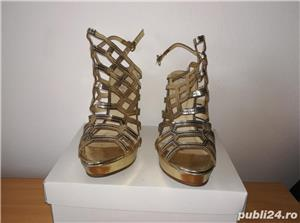 Sandale cu platforma - imagine 3