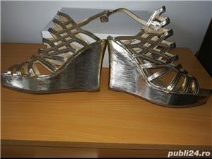 Sandale cu platforma - imagine 2