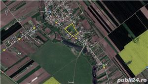 Vand teren in sat Postavari com. Frumusani - imagine 4