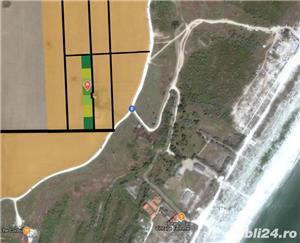 Teren Plaja Corbu Marea Neagra intravilan zona VIP - imagine 4