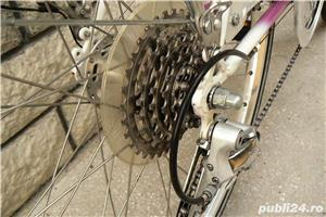 "Bicicleta vintage trekking Tour de Suisse cu roti de 28"" - imagine 5"