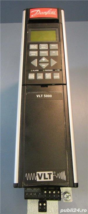 Controller Danfoss seria vlt 5000 - imagine 2