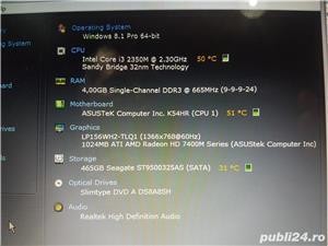 Laptop ASUS i3 Quad Core 4GB ddr3 500gb Hard Video Nvidia 1GB GAMING - imagine 5