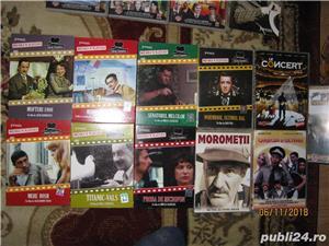 100 DVD FILME ORIGINALE DE OSCAR ,COLECTIE BBC,FELLINI,TOMA CARAGIU,MISCAREA DE REZISTENTA,RARITATI - imagine 2