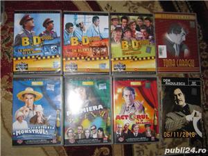 100 DVD FILME ORIGINALE DE OSCAR ,COLECTIE BBC,FELLINI,TOMA CARAGIU,MISCAREA DE REZISTENTA,RARITATI - imagine 4