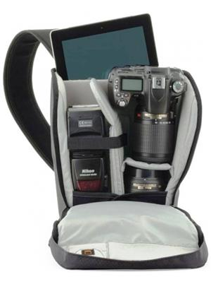 Rucsac LowePro Urban Photo Sling 150 - imagine 3