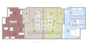 Apartament 4 camere cu pod neamenajat, zona Pictor Brana - imagine 10