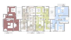 Apartament 4 camere cu pod neamenajat, zona Pictor Brana - imagine 3