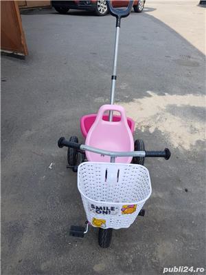 Tricicleta Puky Lilifee - imagine 2