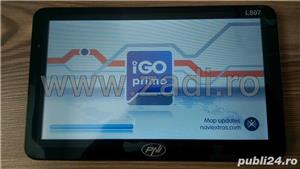 GPS nou TIR, cu garantie si factura + 4 softuri iGO +harti actualizate - imagine 3