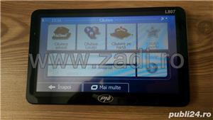 GPS nou TIR, cu garantie si factura + 4 softuri iGO +harti actualizate - imagine 4