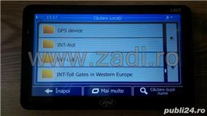 GPS nou TIR, cu garantie si factura + 4 softuri iGO +harti actualizate - imagine 2