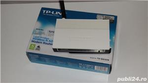 Router Wireless-N TP-LINK TD-W8151N - imagine 4
