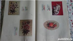 Tablouri in Goblen +Planse, Ileana Ratiu 1984  - imagine 7