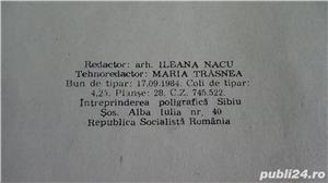 Tablouri in Goblen +Planse, Ileana Ratiu 1984  - imagine 5