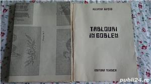 Tablouri in Goblen +Planse, Ileana Ratiu 1984  - imagine 3