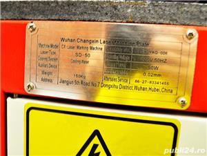 Echipament Laser CX-SD-50 - inscriptionare (marcare) materiale - imagine 6