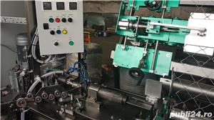 masina automata de impletit plasa de sarma - imagine 2