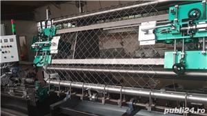 masina automata de impletit plasa de sarma - imagine 1
