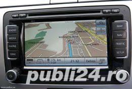 Harti Navigatie VOLKSWAGEN RNS 510,Europa VEST V16 + ROMANIA 2019