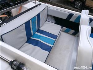 Vind barca cu motor Yamaha 20cp - imagine 3