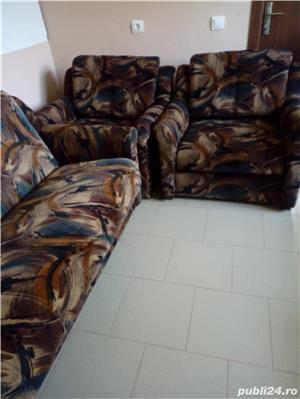 Canapea si fotolii - imagine 1
