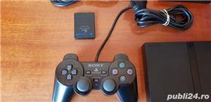 Pachet playstation 2 + 5 jocuri ps2 - imagine 2