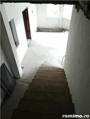 Prințul Turcesc,casa+2 apartamente+grădină+2 garaje,1400 mp teren - imagine 8