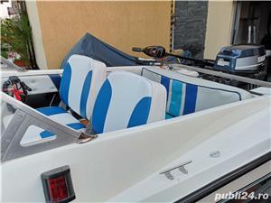 Vind barca cu motor Yamaha 20cp - imagine 12
