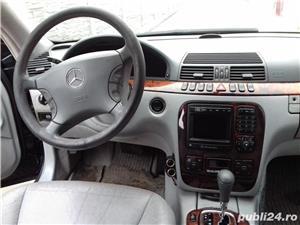 Dezmembrez MERCEDES S320 an 2001 - imagine 5