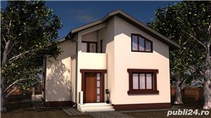 Proiecte de casa. Proiectare constructii civile agricole si industriale.Preturi incepand cu 1.5 € - imagine 3