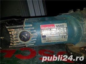 inchiriez scule electrice flex, rotopercutanta, foarfeca fier hidraulica, compresor,etc - imagine 1