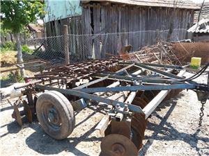 utilaje tractor u650 - imagine 4