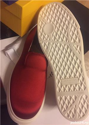 Sneakers La Perla,London silk linea mare,produs original. - imagine 4