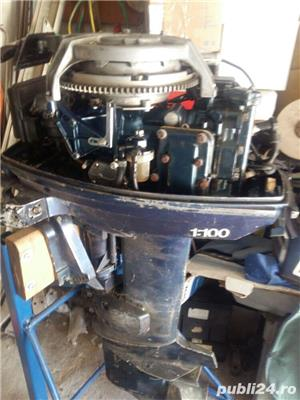Motor barca Yamaha 25 cp 2 timpi pt piese - imagine 2