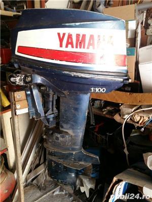 Motor barca Yamaha 25 cp 2 timpi pt piese - imagine 1