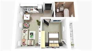 Ap. 2 camere Ciresica Residence – Comision 0% ! - imagine 4