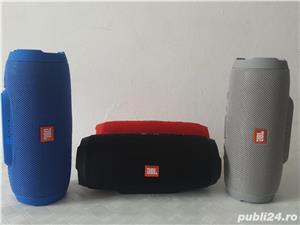 Boxa Portabila JBL Charge3 ,Bluetooth ,USB ,Hands free ,IPX7 - imagine 1