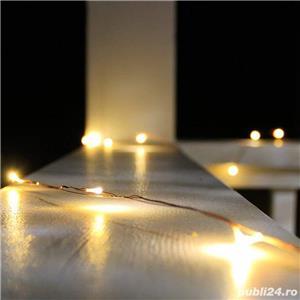 Lumini Solare. 100 LEDuri - imagine 2