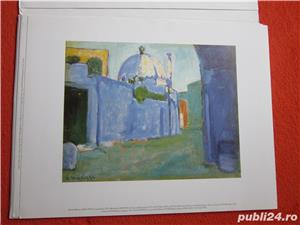 Mapa vintage Matisse in Marocco - Printbook -4 postere, 1990 - imagine 5