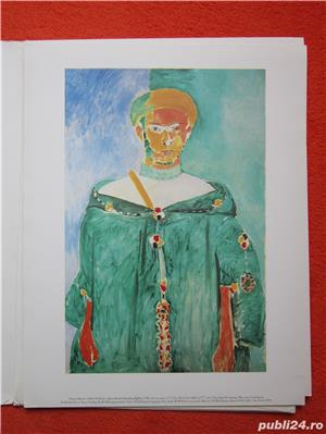 Mapa vintage Matisse in Marocco - Printbook -4 postere, 1990 - imagine 7