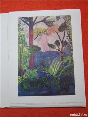 Mapa vintage Matisse in Marocco - Printbook -4 postere, 1990 - imagine 6