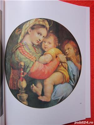 album arta , vintage Raffael -Bastei Galerie der großen Maler - - imagine 1