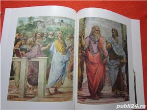 album arta , vintage Raffael -Bastei Galerie der großen Maler - - imagine 4
